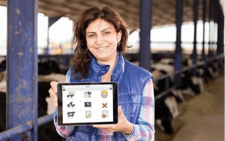 bandos valdymo programa, fermu iranga, agroinfo, pieno ukis