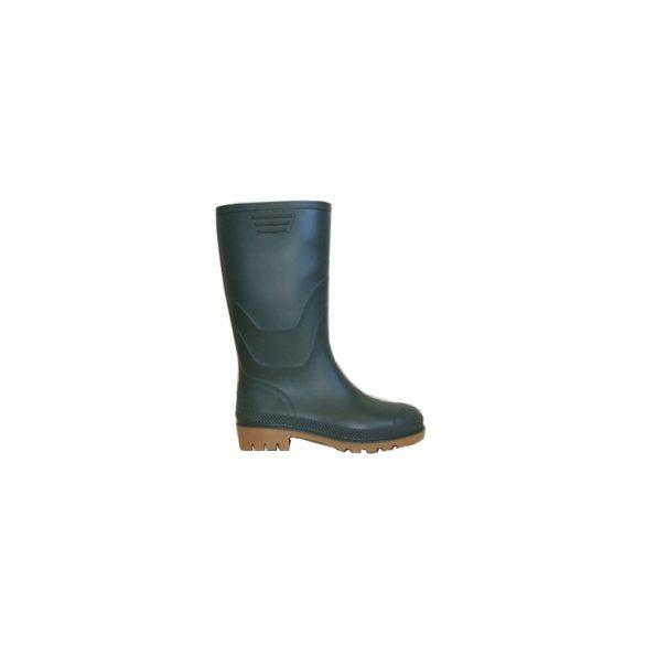 Auliniai guminiai batai PVC zali | Agroinfo.lt