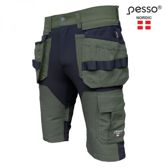 Darbo šortai Pesso TITAN Flexpro | Agroinfo.lt