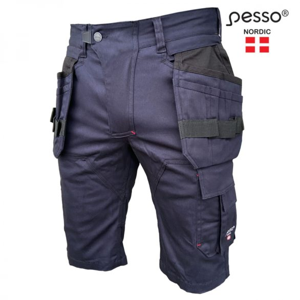Darbo šortai Pesso Twill Stretch 215 | Agroinfo.lt